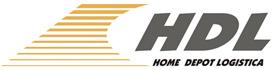 HDL Home Depot Logística Logo